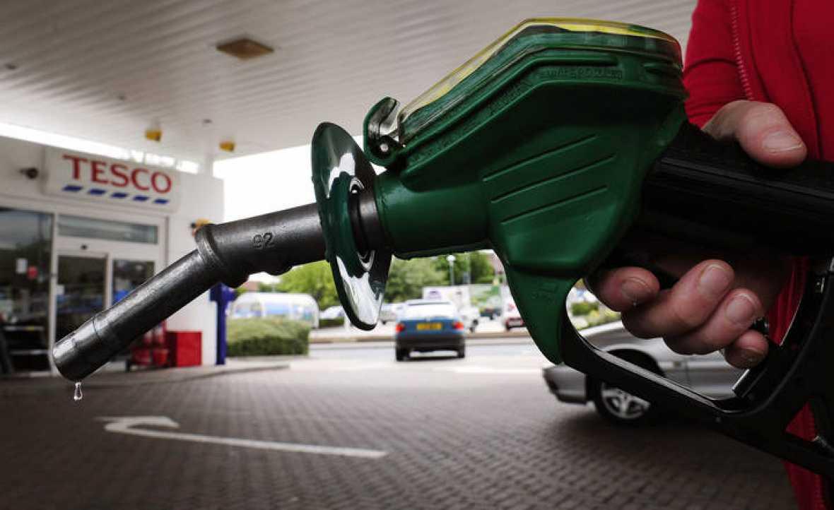 gasolinera surtidor gasolina