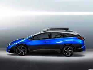 Honda Civic Tourer Active Life Concept 2015