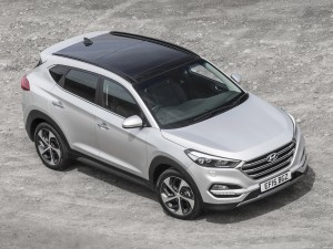 Hyundai Tucson UK 2015