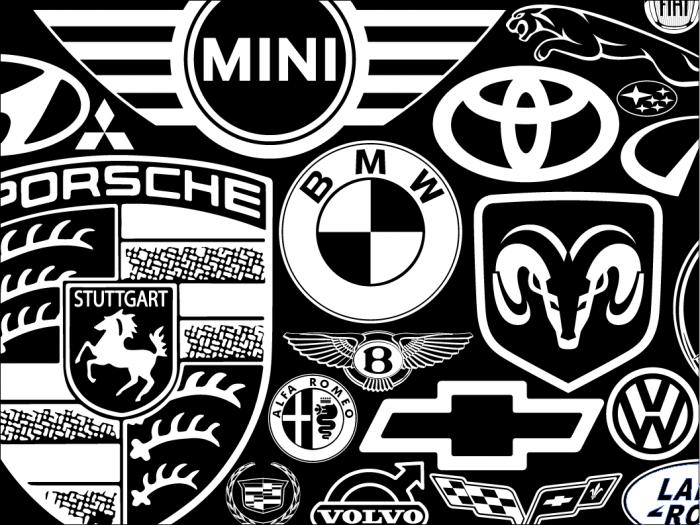 logos coches Bn