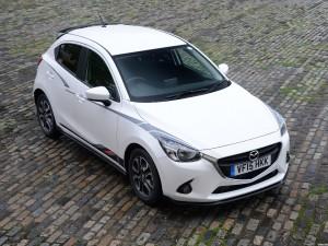 Mazda 2 Sport Black 2015