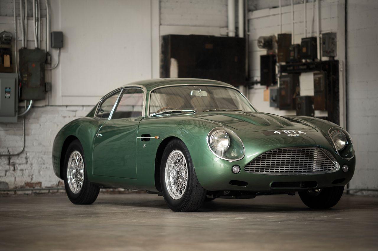 Aston Martin DB4GT Zagato 1962 18