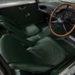 Aston Martin DB4GT Zagato 1962 interior 01