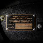 Aston Martin DB4GT Zagato 1962 interior 05