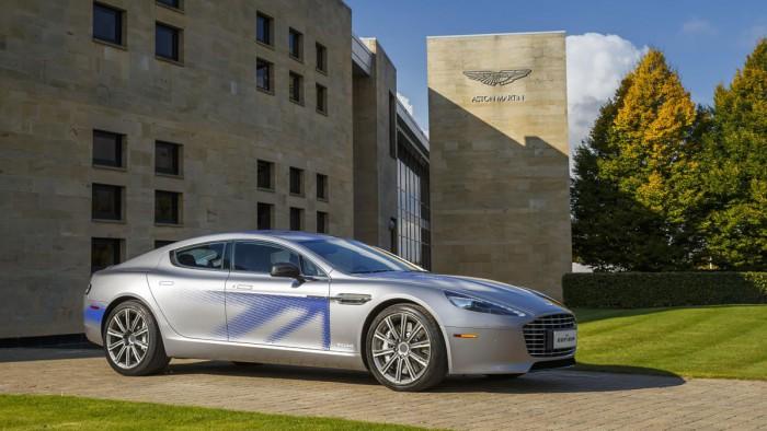 Aston Martin Rapide Concept 14