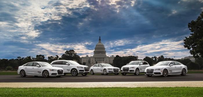 Audi TDI 2014 USA