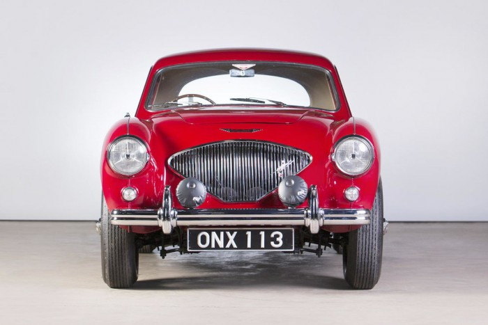 Austin-Healey 100S Coupe 1953 06