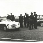 Austin-Healey 100S Coupe 1953 12