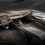 BMW Compact Sedan Concept 2015 interior 3