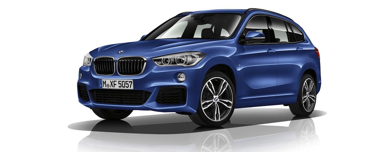 BMW X1 M Sport 2016 01