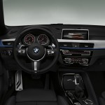 BMW X1 M Sport 2016 interior 02