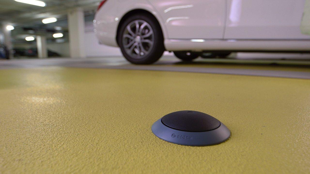 Bosch Active parking lot