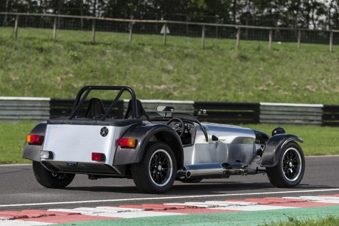 Caterham Seven Superlight Twenty 2015 11