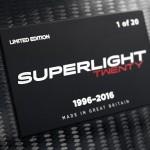 Caterham Seven Superlight Twenty 2015 14