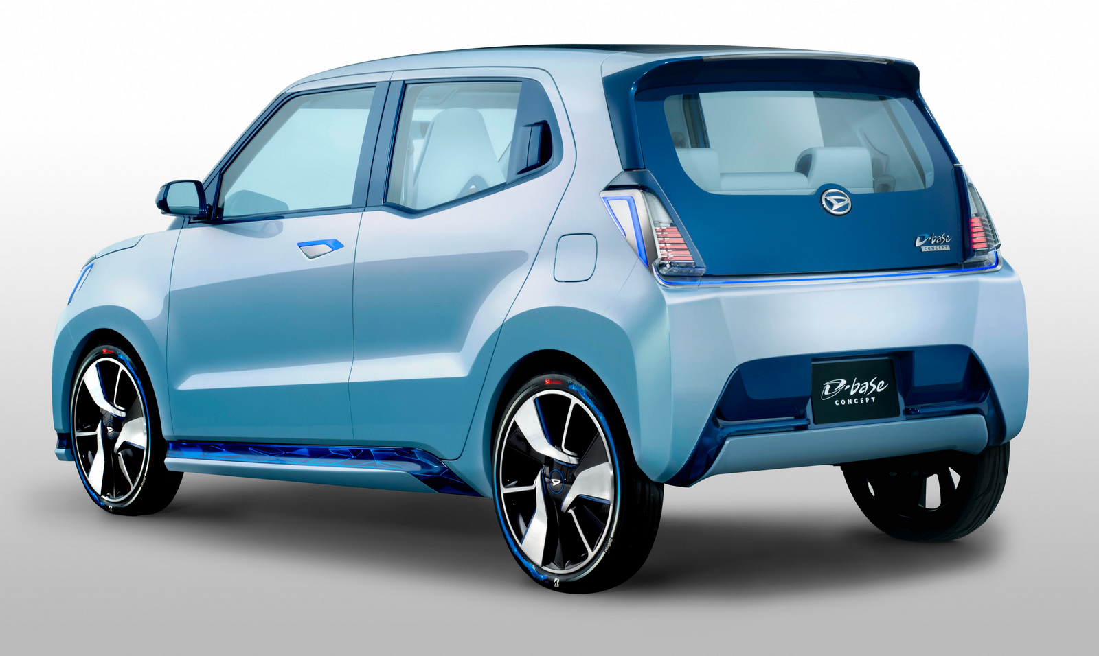 Cuatro Futuros Kei Car De Daihatsu Del Tokio Futuro