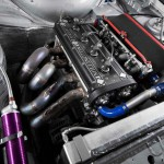 Ford Escort RS Mk2 1978 Ken Block motor 01