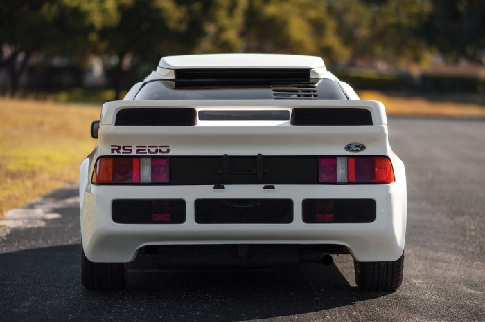 Ford RS 200 1986 07