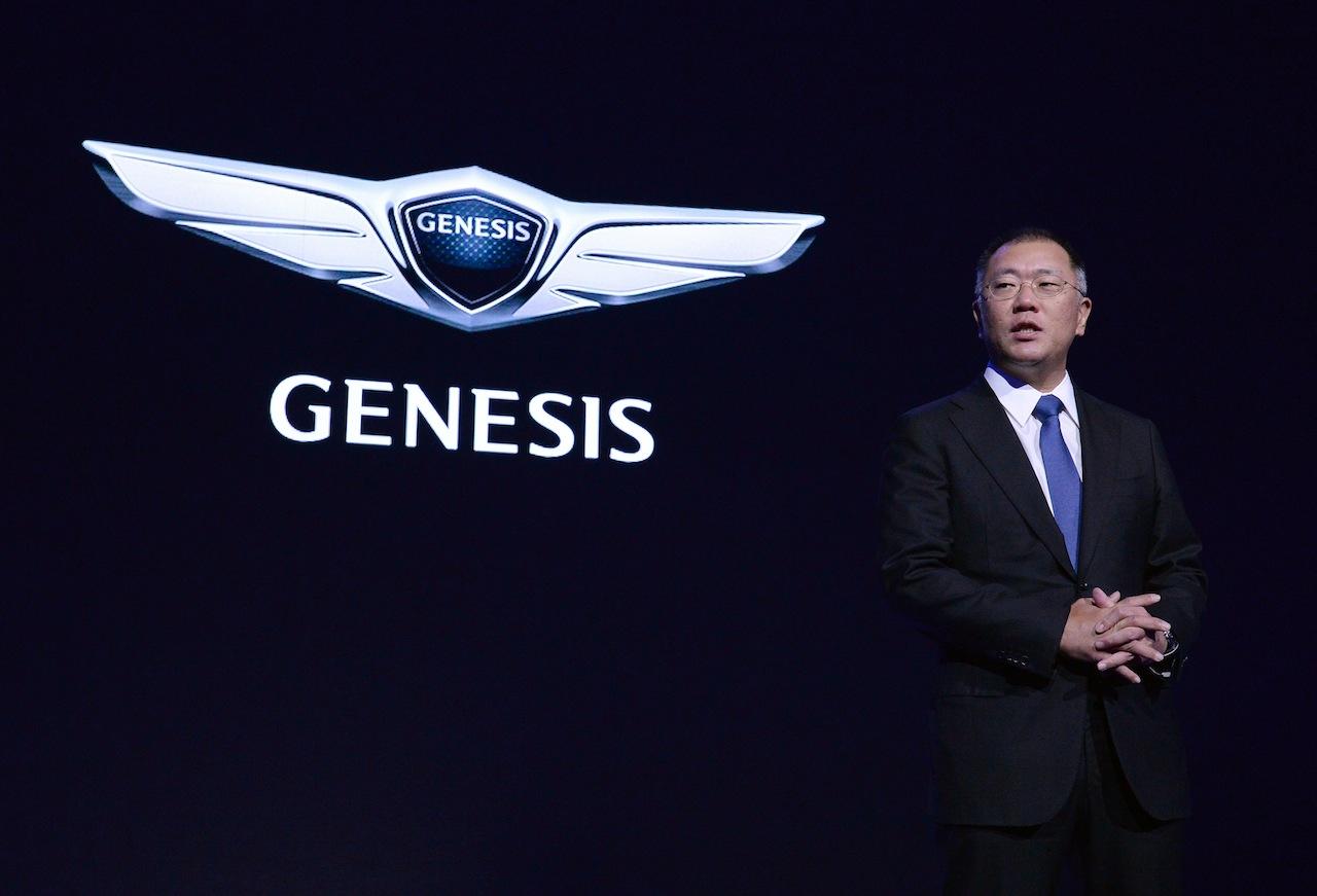 Genesis logo presentacion marca