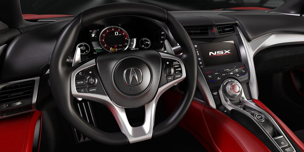 I Know it's not a Civic, but it is an NSX. | 2016+ Honda Civic Forum (10th Gen) - Type R Forum ...