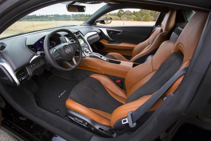 New Acura NSX