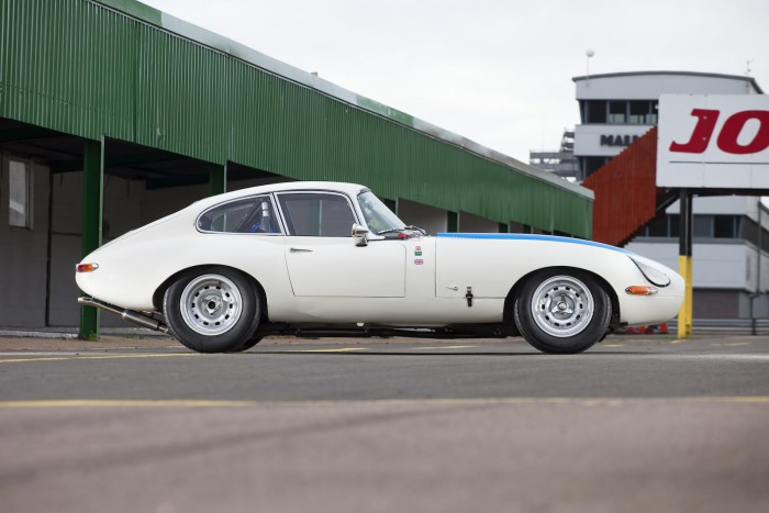Jaguar E-Type Serie 1 3.8-Litre Competition Coupe 1952 02