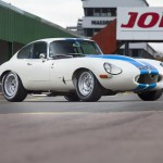 Jaguar E-Type Serie 1 3.8-Litre Competition Coupe 1952 05