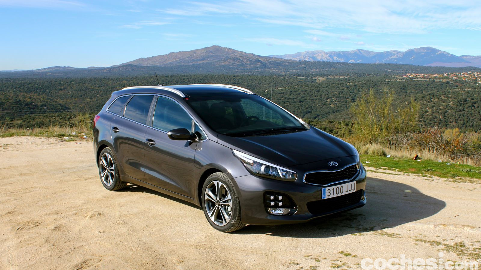 kia cee d sw 2016 gt line prueba contacto. Black Bedroom Furniture Sets. Home Design Ideas