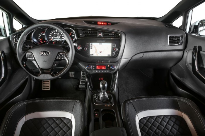 Kia ceed 2016 interior 02