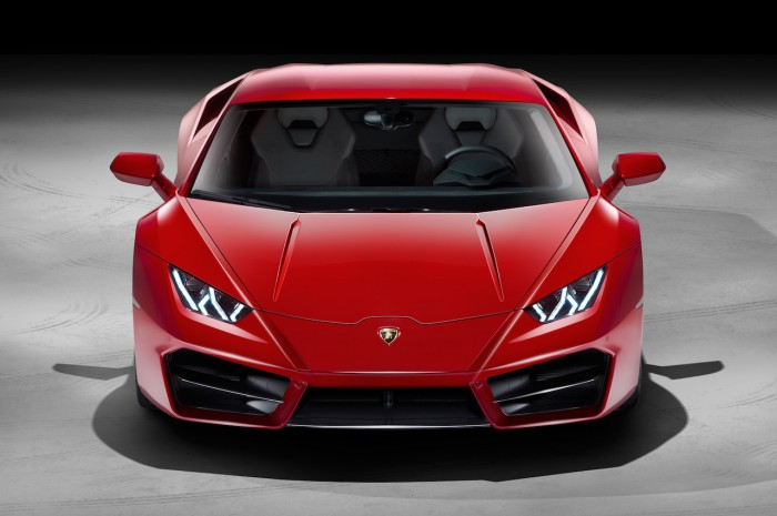 Lamborghini Huracan LP 580-2 2015 04