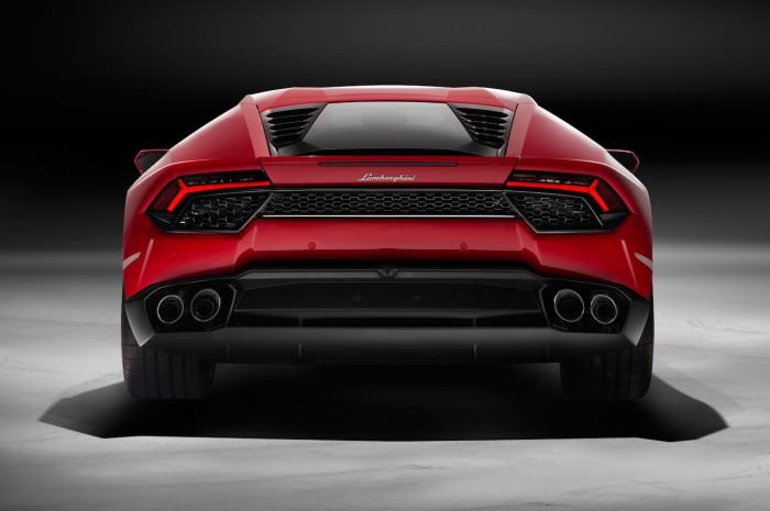 Lamborghini Huracan LP 580-2 2015 05