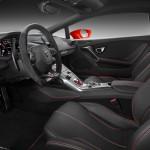Lamborghini Huracan LP 580-2 2015 interior 02
