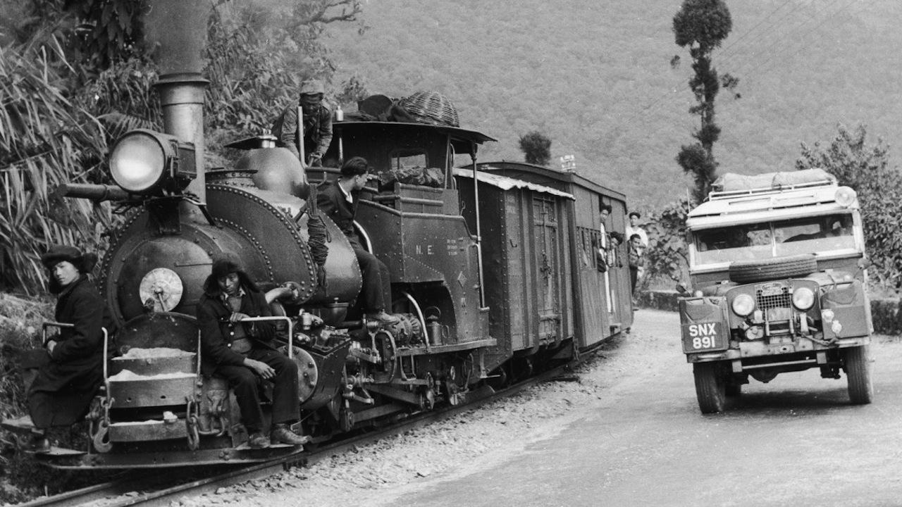 Land Rover Defender 1955 Darjeeling