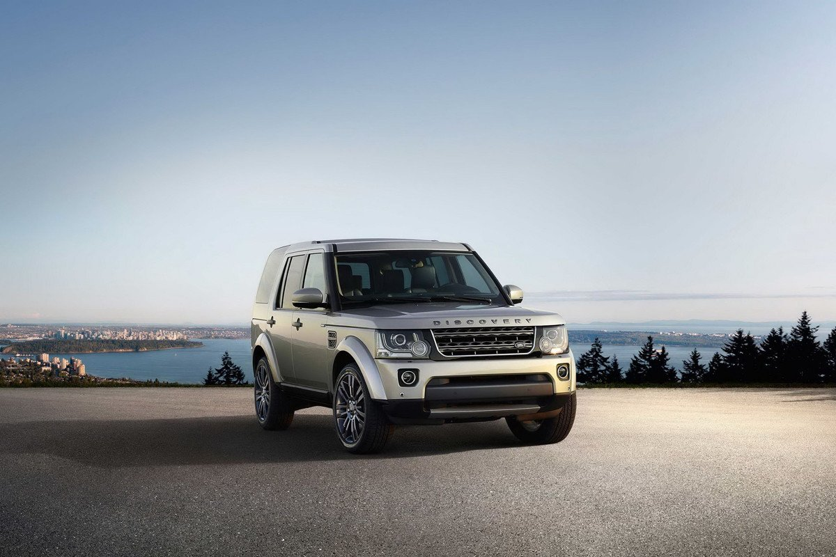 Land Rover Discovery Graphite 2016 01