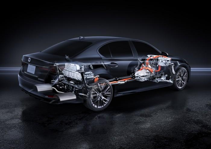 Lexus GS 300h 2016 06