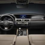 Lexus GS 300h 2016 interior 01