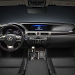 Lexus GS 300h 2016 interior 02