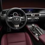 Lexus GS 300h 2016 interior 03