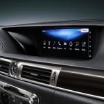 Lexus GS 300h 2016 interior 06