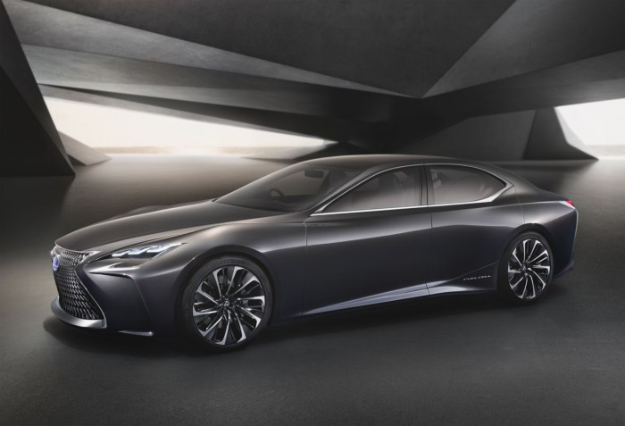 Lexus LF-FC Concept 2015 04