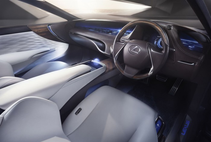 Lexus LF-FC Concept 2015 07