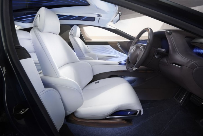 Lexus LF-FC Concept 2015 08