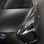Lexus LF-FC Concept 2015 11