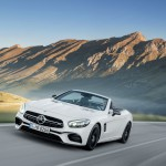 Mercedes AMG SL 63, DiamantweißMercedes-AMG SL 63, diamond white