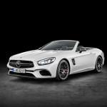 Mercedes-AMG SL 63 ( Studio), DiamantweißMercedes-AMG SL 63, diamond white