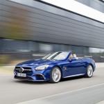 Mercedes-AMG SL 65, BrilliantblauMercedes-AMG SL 65, brilliant blue