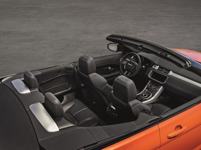 Range Rover Evoque Convertible 2016 18