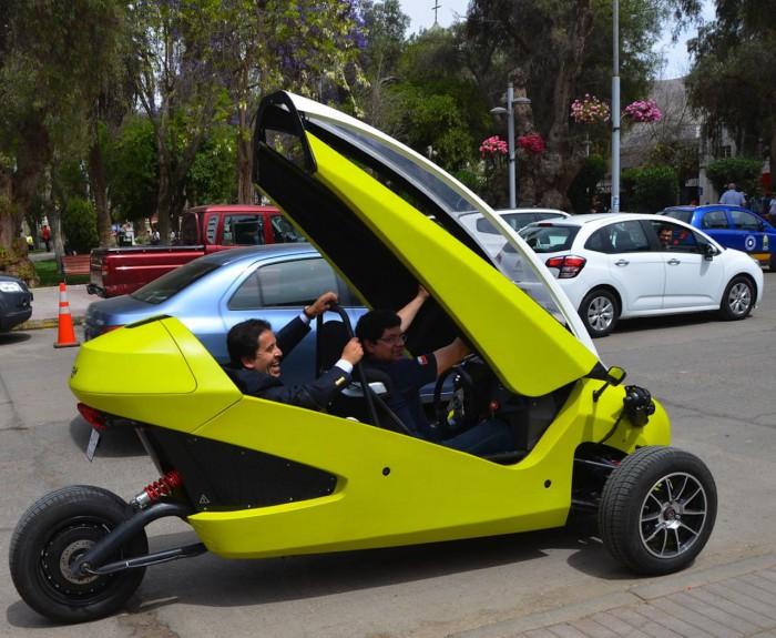 Sôki coche eléctrico chileno 06