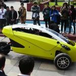 Sôki coche eléctrico chileno