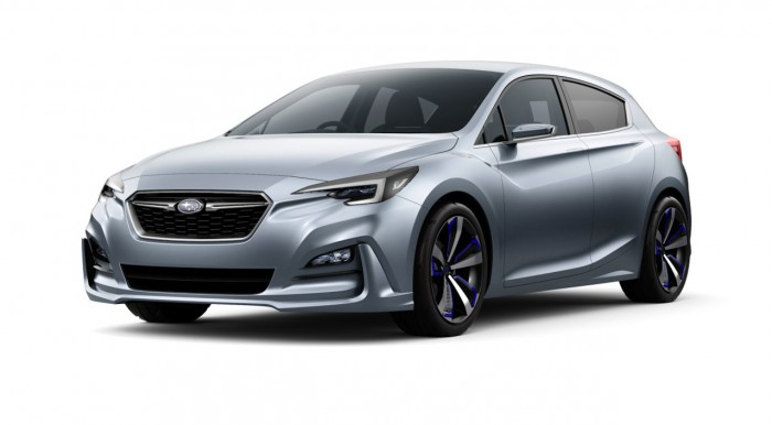 Subaru Impreza Concept 2015 01