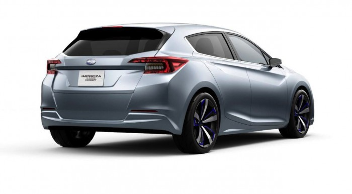 Subaru Impreza Concept 2015 02